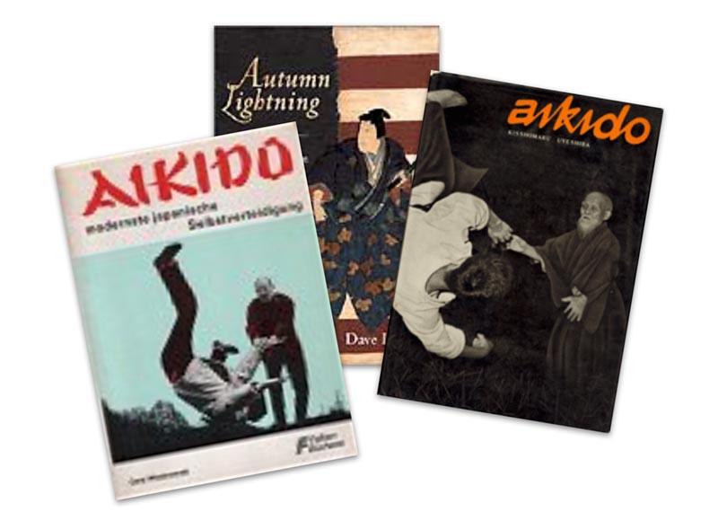 Bücher über Aikido –Ein Überblick
